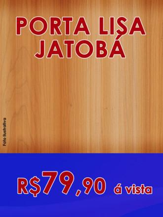 Porta Lisa Jatobá
